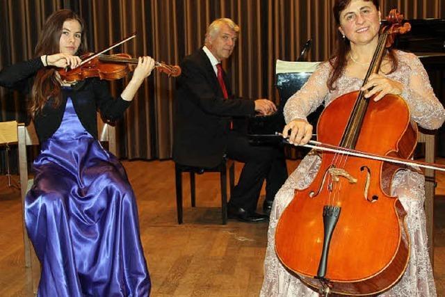 Wie das Cello singen lernte