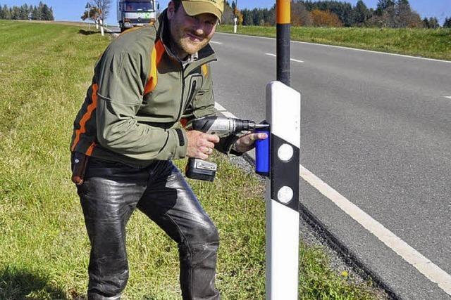 Optische Zäune schützen Tiere und Menschen