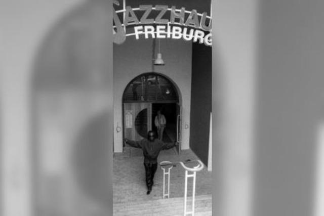 """Jazzhaus-Fotograf Lothar Jung: """"Ein beschützendes Gewölbe"""""""