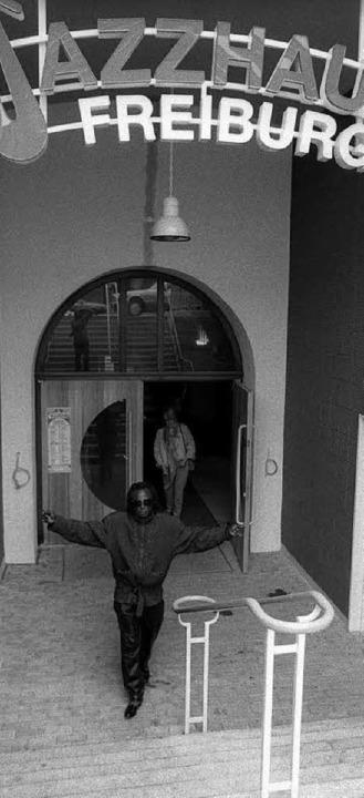 Miles Davis, 1987 fotografiert von Lothar Jung  | Foto: Lothar Jung