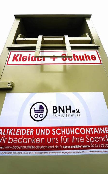 Ein Fall für den Bauhof     Foto: Thomas Kunz