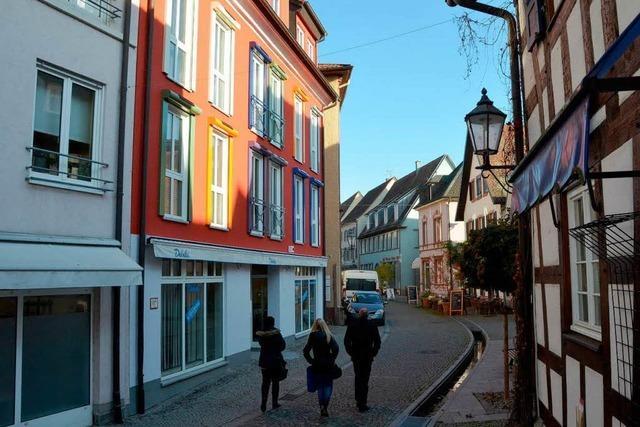 Rotes Haus in Emmendingen ruft Stadtverwaltung auf den Plan