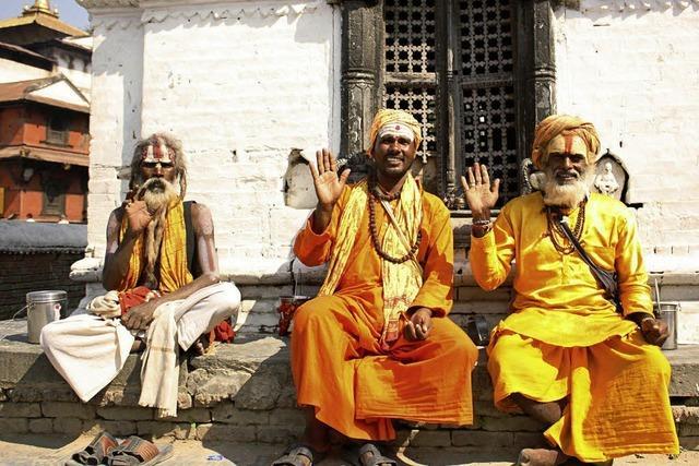Kathmandu: Brücke zwischen den Welten