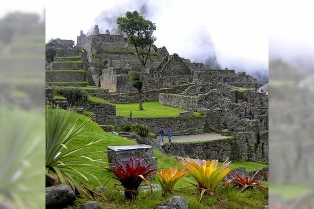 Die Welt der Inkas entdecken