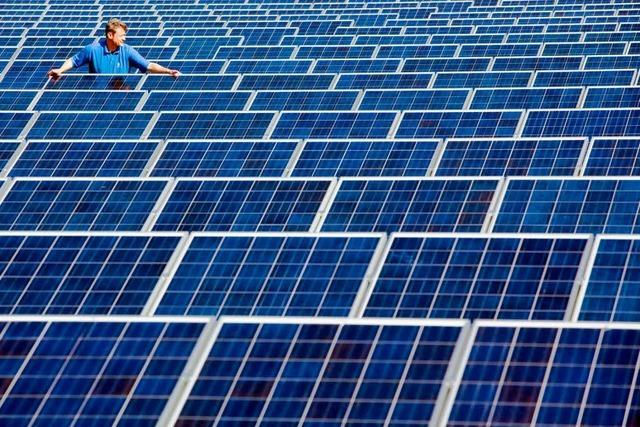 Studie: Erneuerbare Energie könnte 40 000 Jobs schaffen