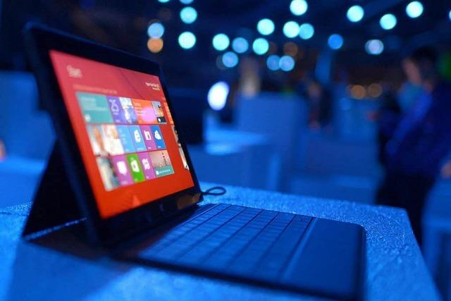 Kleine Firma verklagt Microsoft wegen Kachel-Design