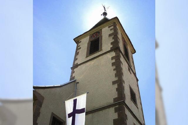 Kirchengemeinden vor Veränderungen