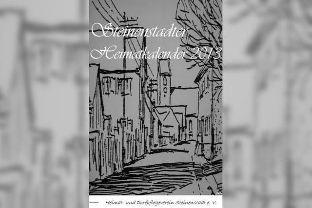 Historische Fotos aus Steinenstadt