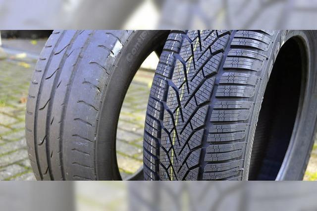 Gute Reifen – schlechte Reifen