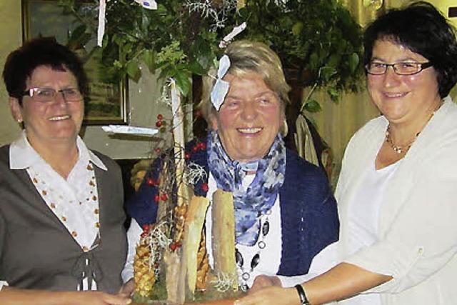 Margit Hensle verabschiedet