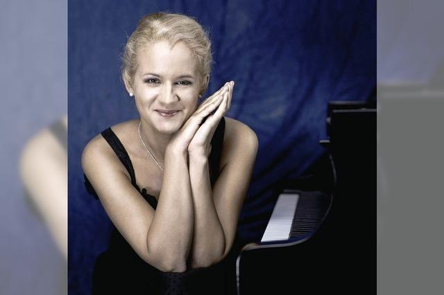 Aleksandra Mikulska spielt Chopin