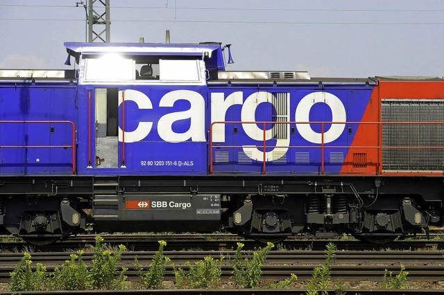 SBB-Gütertochter Cargo verlässt Basel