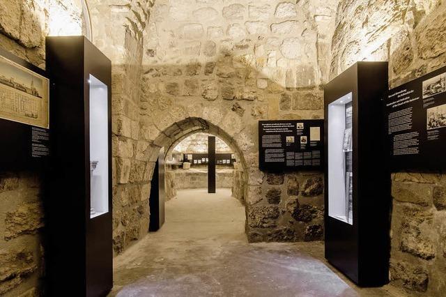 Tiefe Einblicke in die Geschichte Jerusalems