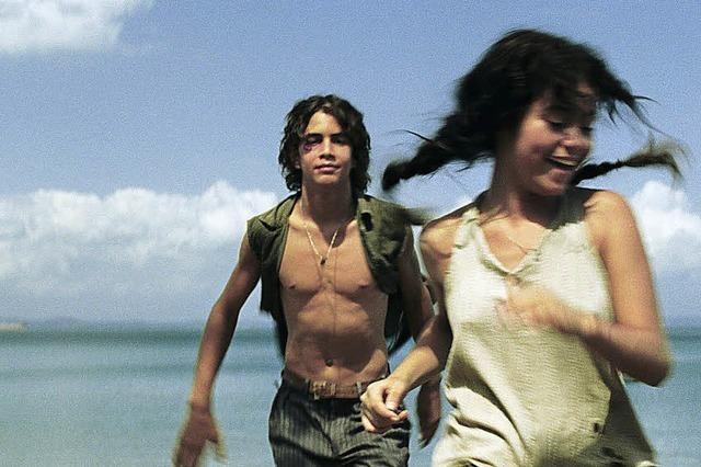 Jugendliche Helden aus Bahia
