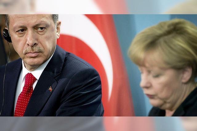 Es knirscht zwischen Berlin und Ankara