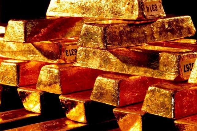 Iran hortet Gold – viel davon kommt aus der Türkei