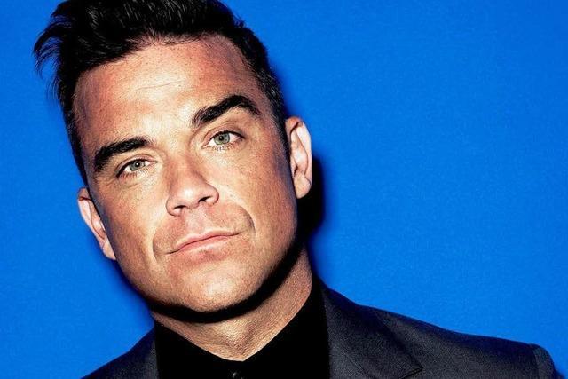 Robbie Williams' neues Album: Braucht keiner, macht aber Spaß