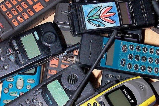 Entdecke, was in (d)einem Handy steckt