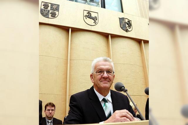 Bundesratspräsident Kretschmann: Länder müssen Rechte verteidigen