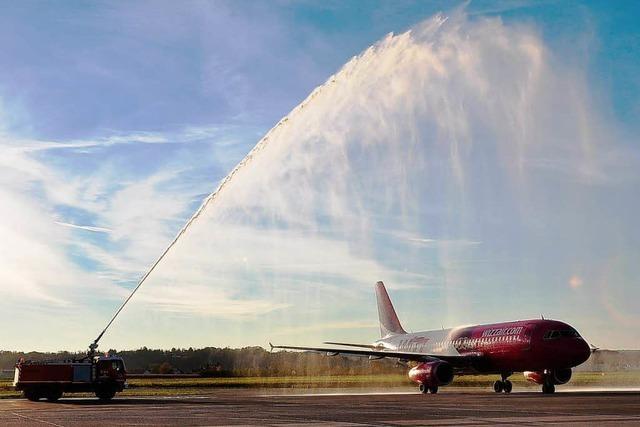 Vierter Billigflieger: Wizz Air nimmt Flugbetrieb in Basel auf