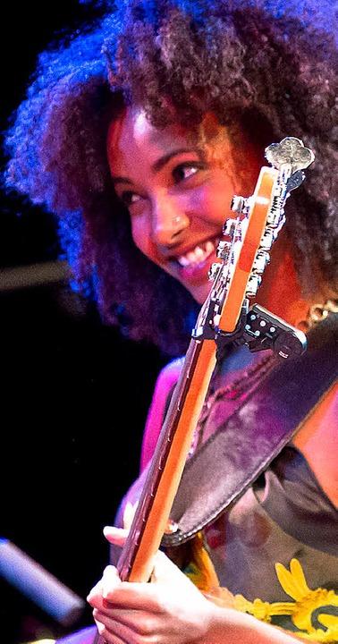 Esperanza Spalding  | Foto: Janos Ruf