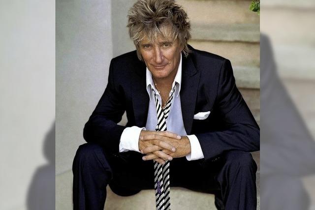 Rod Stewart bei der Avo Session: Ein Weltstar im Musical-Theater