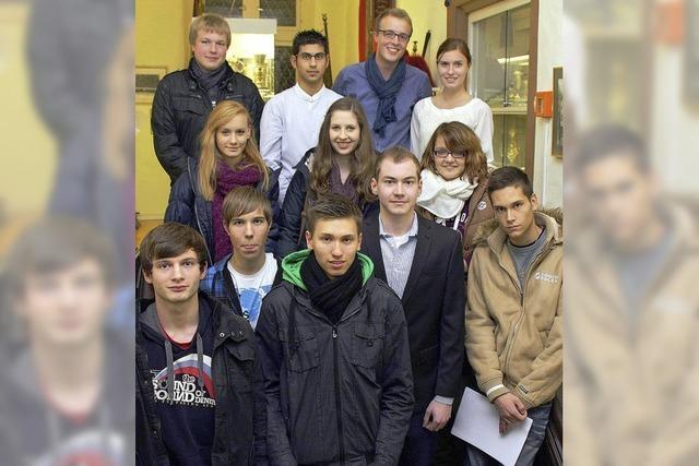Jugendrat geht in die zweite Runde