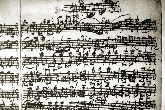 Eine abendliche Begegnung mit der Geige pur