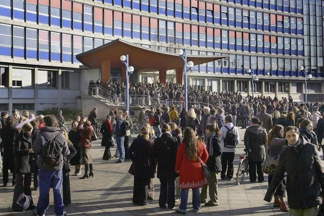 Straßburgs Uni spart bei der Lehre