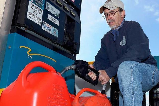 UN hilft Kuba, Benzin für die Ostküste