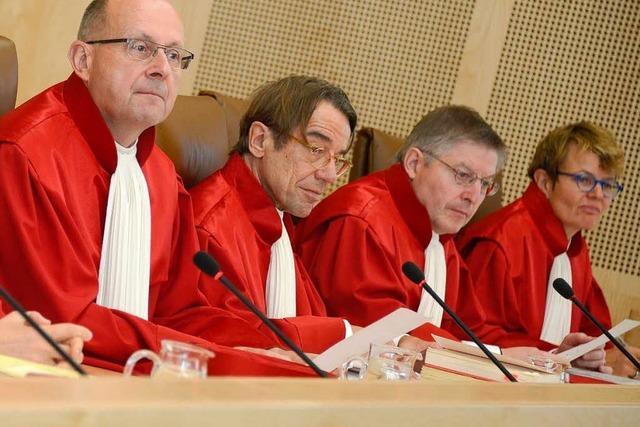 Bundesverfassungsgericht prüft Anti-Terror-Datei