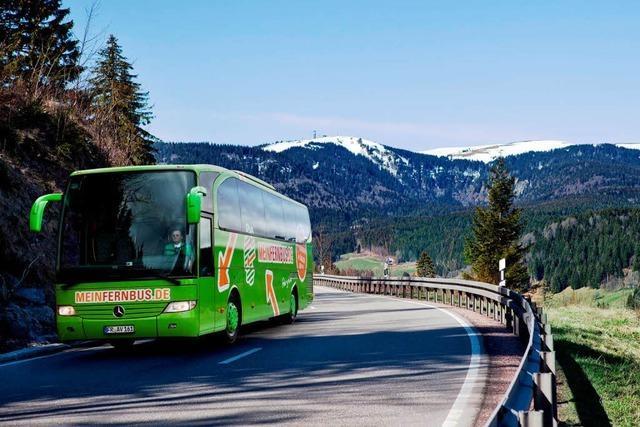Fernbuslinien sollen erweitert werden