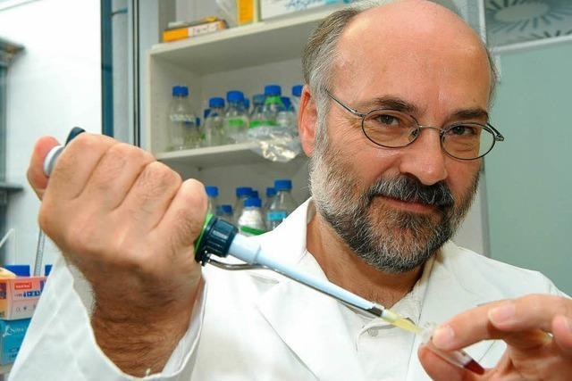 Freiburger Krebs-Forscher bekommt 2,5 Millionen Euro von der EU