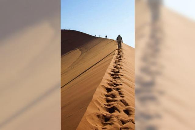 Namibia im afrikanischen Winter ist kalt – und schön