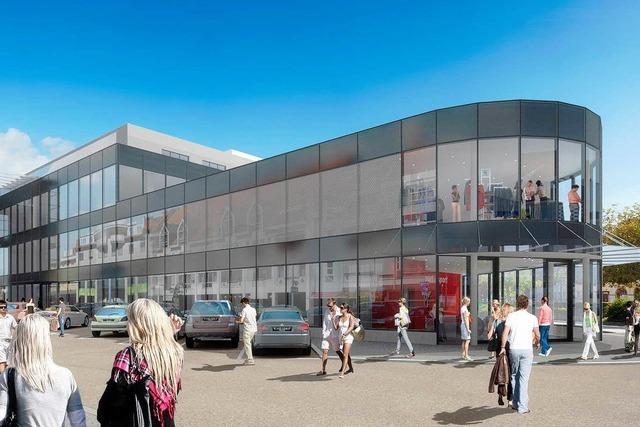 Rheinfelden bekommt ein neues Einkaufszentrum