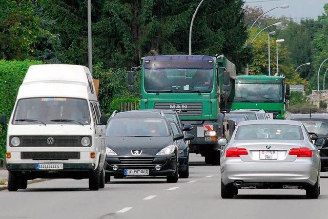Verwirrende Verkehrszählung: Zahlen klaffen auseinander