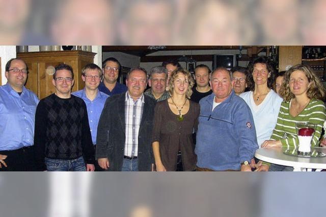 Der TTC feiert 60. Geburtstag