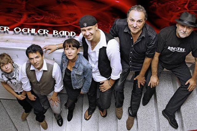 Peter Oehler Band im KiK in Offenburg
