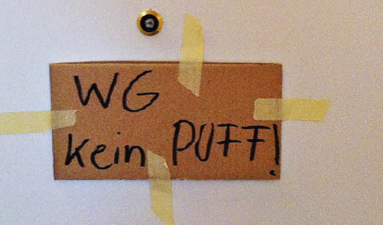 Ehemals Puff, jetzt WG  | Foto: fz