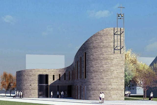 Stetten bekommt eine neue Kirche