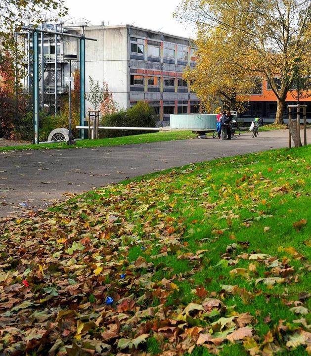 Ist das Wentzinger-Gymnasium  ab nächsten Herbst wieder neunjährig?    Foto: Ingo Schneider