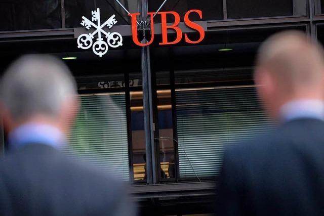Schweizer Großbank UBS im Visier der Ermittler