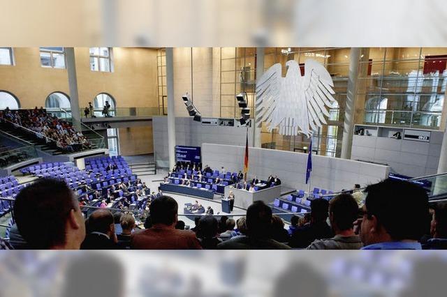 SPD will Steinbrück herauspauken