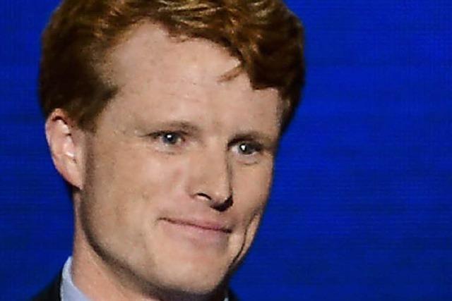 Jetzt ist wieder ein Kennedy im Kongress
