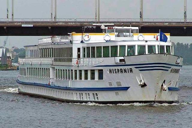 Doch kein Asylschiff auf dem Rhein