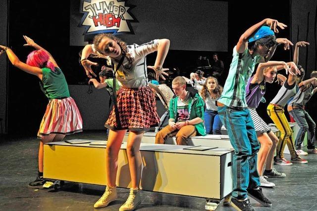 Musical 13 am Theater Freiburg: Vom Erwachsenwerden