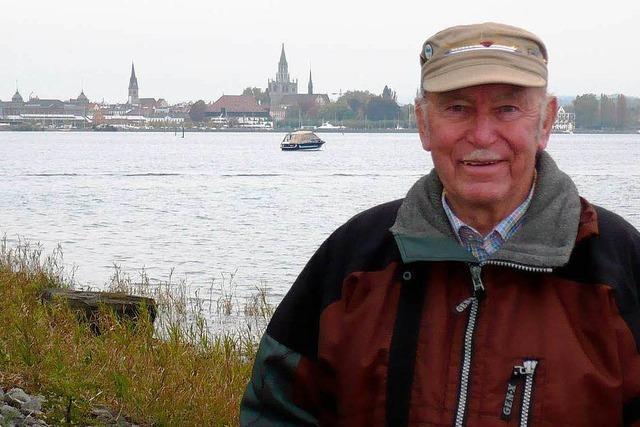 Gesunkener Dampfer ist ein beliebtes Ziel für Taucher im Bodensee