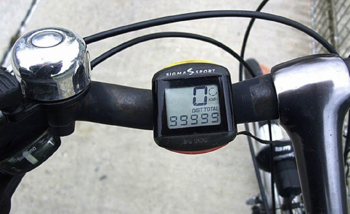 Sonstnochwas Fahrradcomputer  | Foto: privat