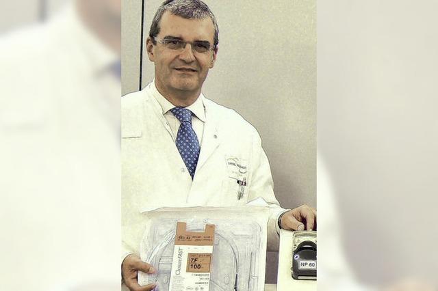 Neue OP-Methode: Radiowellen lassen Krampfadern schrumpfen