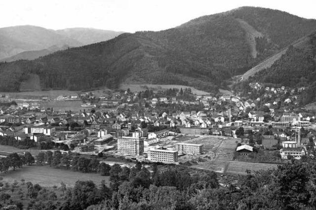 PH, Wohnheime und eine Kirche: Vor 50 Jahren hat Littenweiler sein Gesicht verändert